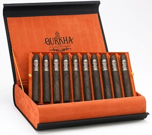 Gurkha Cigar famous cigar
